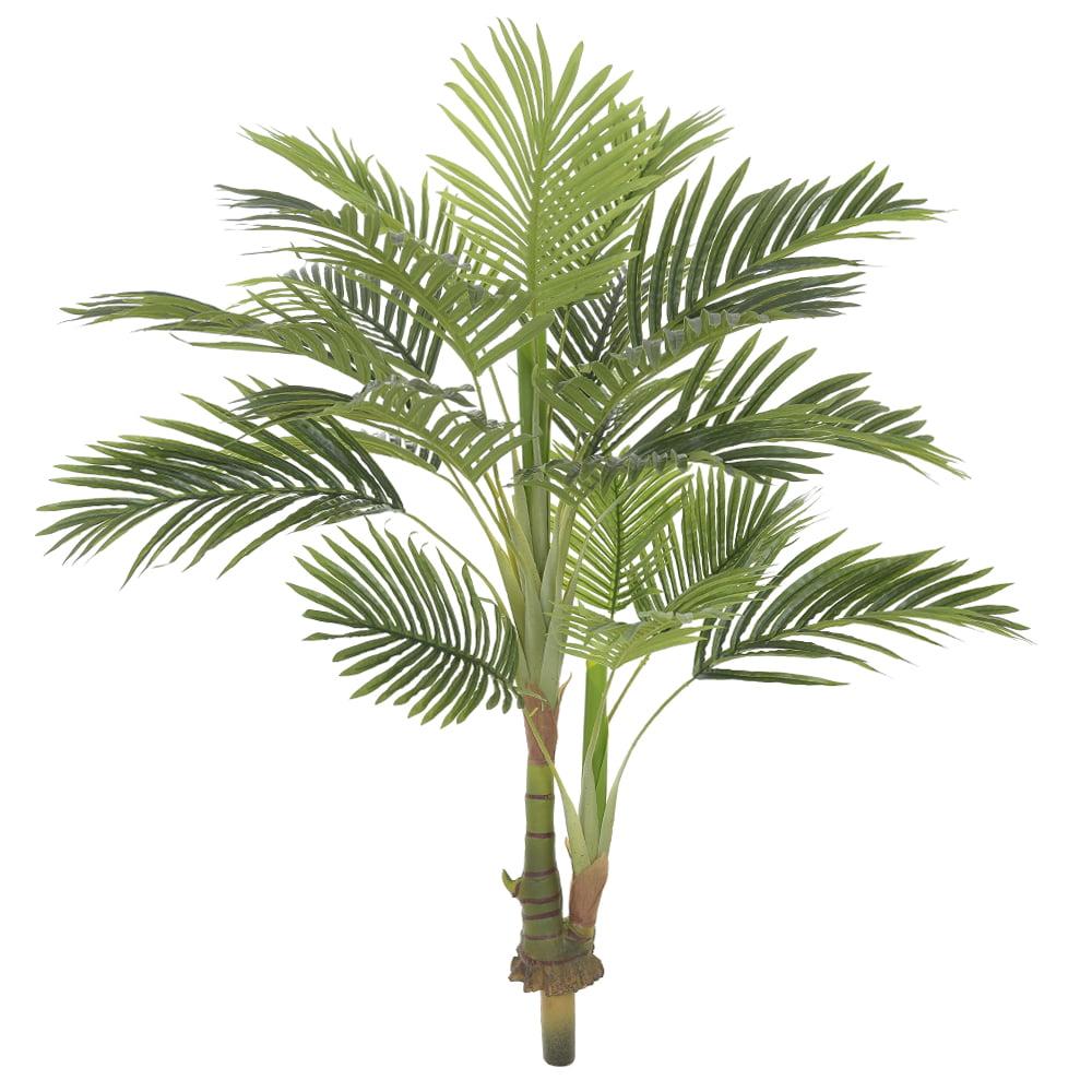Árvore Artificial Palmeira Areca Verde 1,1m