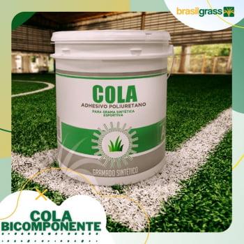 Cola Grama Sintética Esportiva 15Kg